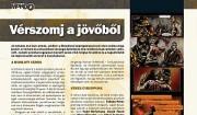 Vérszomj a jövőből - Bloodlust cikk a Mondo Magazin 2013/12. számából
